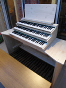 CONSOLE 3 CLAVIERS
